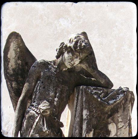 Kunstwerk WORLD'S ANGELS III 2017 auf ARTS 4 als Stein-Druck bestellen