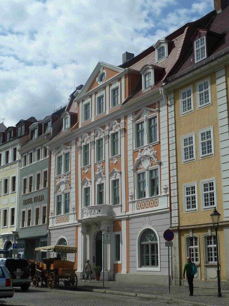 Barockhaus am Obermarkt