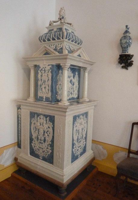 Ofen im Kulturhistorischen Museum Neißstr. 30