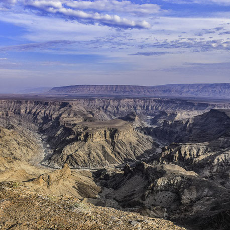 Fish River Canyon - Hell's Bend