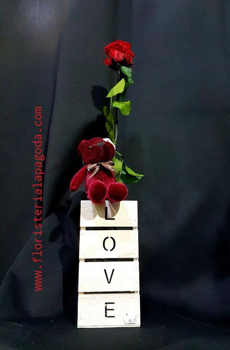 Rosa eterna rosa. ref rosas eternas 04