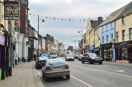 アイルランド 町 街並み マリンガ―