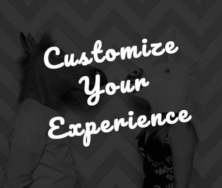 About our custom Winston-Salem photo booth rental packages