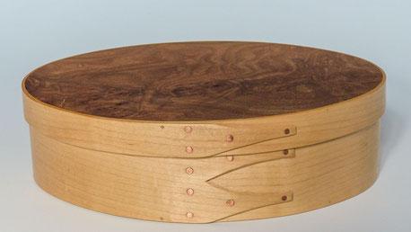 Shaker oval box / Seeland