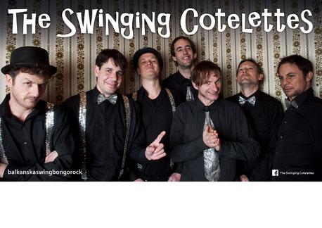 Plakat Swinging Cotelettes