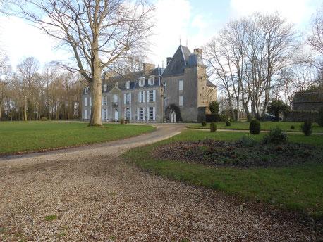 Château de Bogard - Cliquez sur l'image pour accéder à l'album