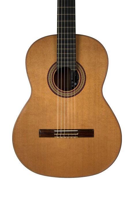 Guitare classique de concert Milestones