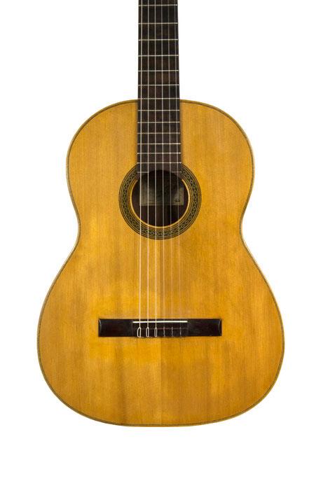 Guitare classique de concert Ortiz