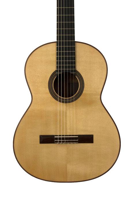 Guitare classique de concert Francois R Leonard