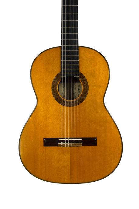 Nakade Sakazo guitare classique