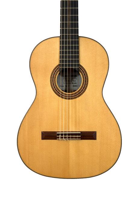 Simon Burgun guitare classique