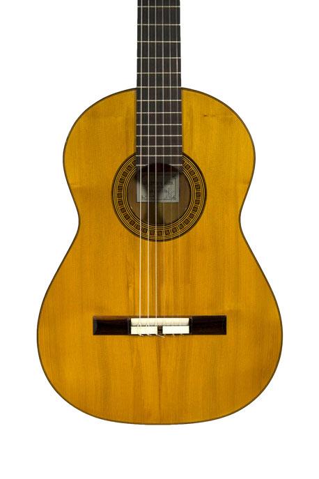 Guitare classique Guillermo Aguer