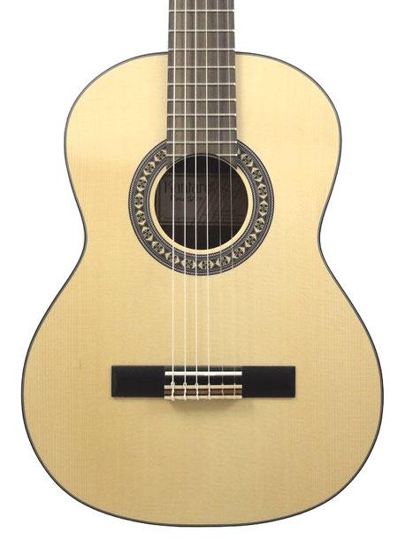 Guitare classique Kantare Poco S/57, diapason 57 cm, modèle 3/4, épicéa