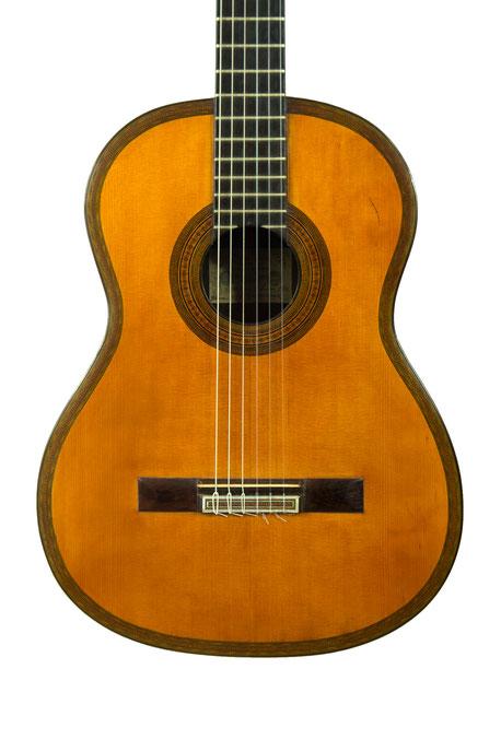 Enrique Garcia - Guitare classique