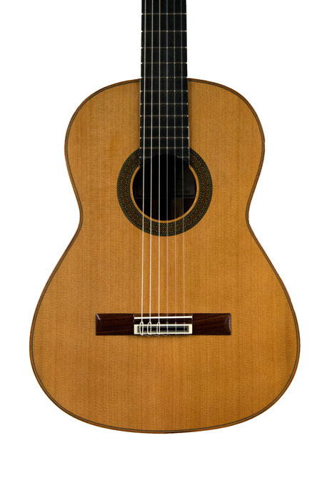 Guitare classique Teodoro Pérez