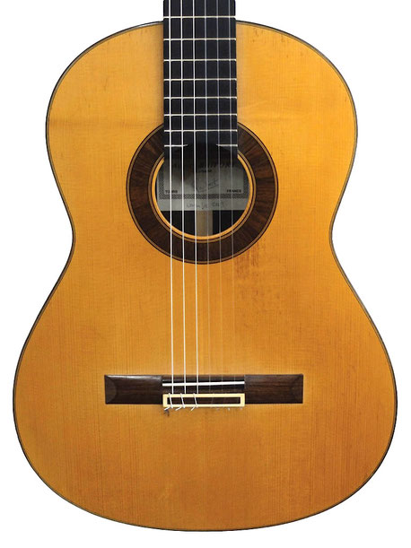 Guitare classique de concert Gabriel Hernàndez Jimenez