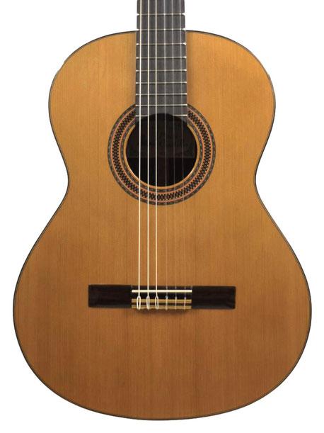 Guitare classique d'étude Paco Castillo, 203, cèdre
