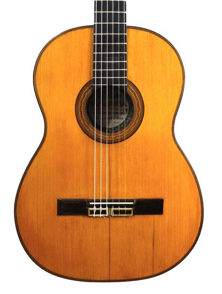 Guitare classique Daniel Lago Nuñez