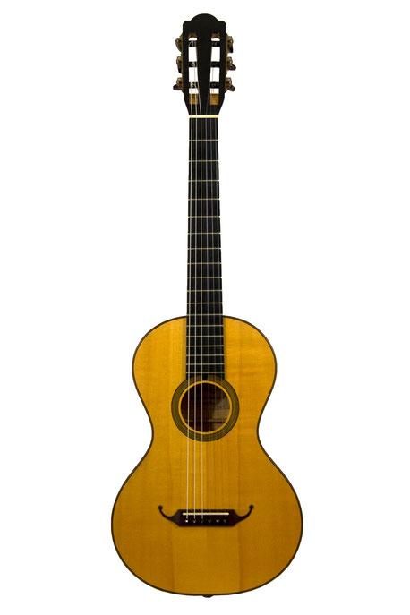 Guitare Romantique - JM Fouilleul