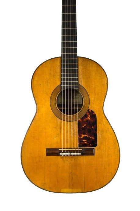 Julian Gomez Ramire guitare classique