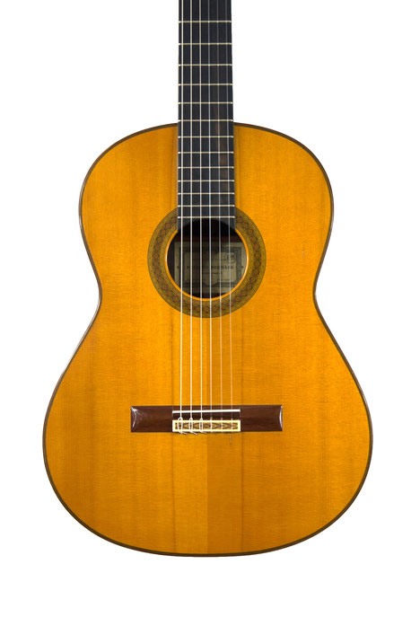 Guitare classique  Paulino Bernabe
