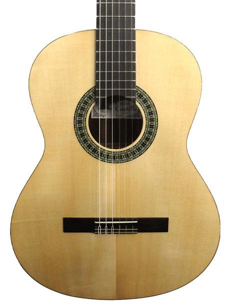 Guitare classique d'étude Paco Castillo 201, épicéa