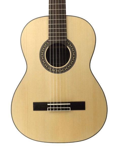 Guitare classique Kantare Vivace S62, diapason 62, modèle 7/8, épicéa