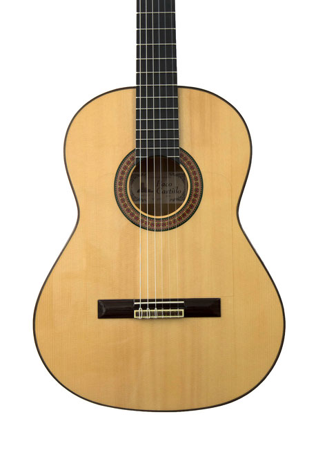 Guitare classique d'étude FLAMENCA Paco Castillo 215