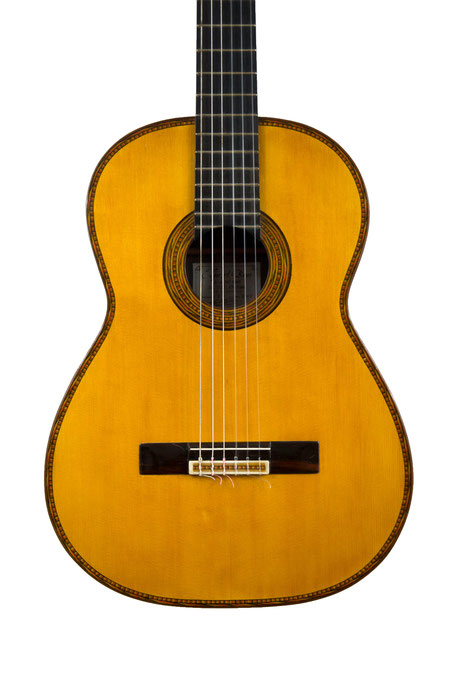 Guitare classique Edgar A Bosco