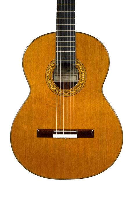 Dieter Hopf Guitare Classique