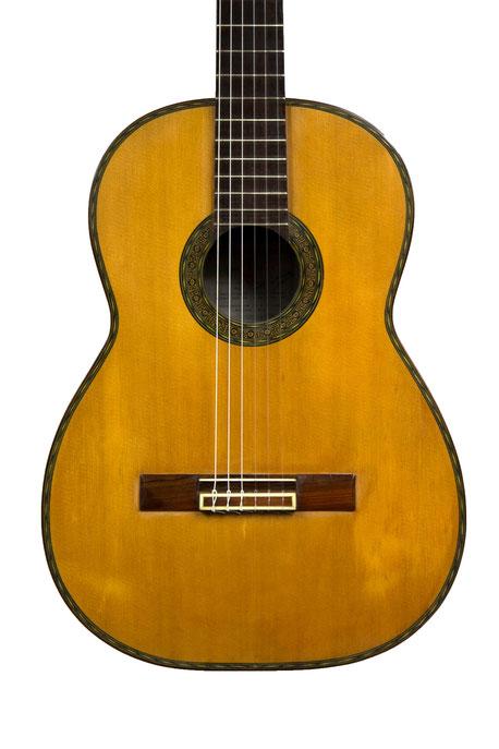 Guitare classique de concert José Yacopi