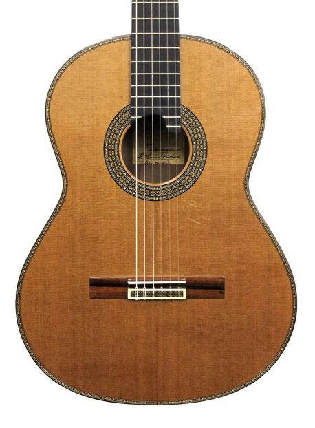 Manuel Contreras guitare classique 2009