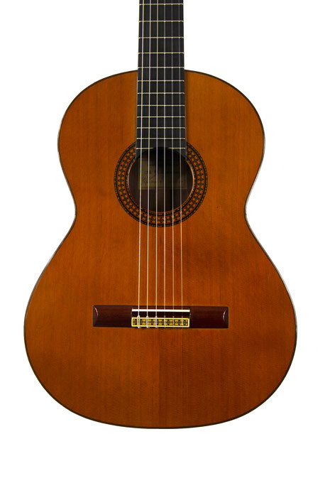Manuel Contreras guitare classique