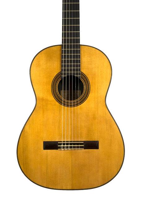 Ignacio Fleta guitare classique