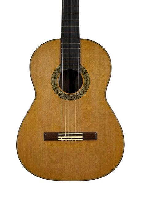 Guitare classique de concert José Miguel Vega