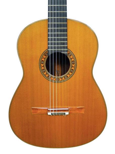 Michel Donadey guitare classique 1997