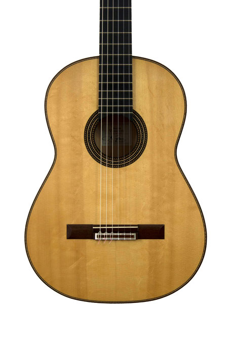 Guitare classique Walter Verreydt