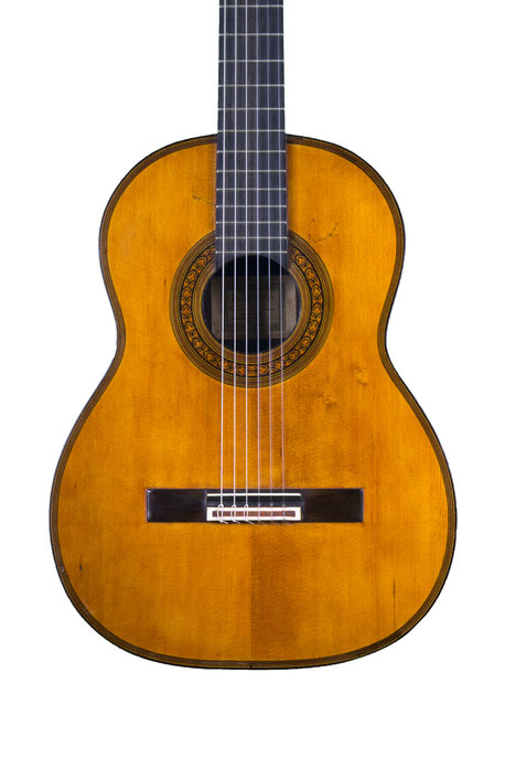 Guitare classique de concert Rafael Galan