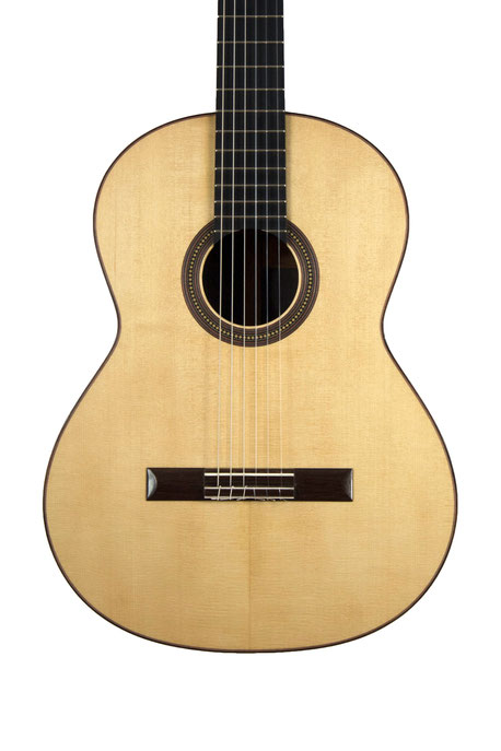 Guitare classique de concert Francois Regis Leonard