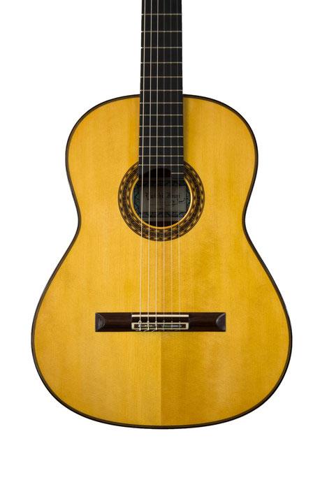 Guitare classique de concert Yuichi Imai