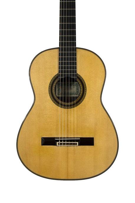 Guitare classique de concert Luigi Locatto