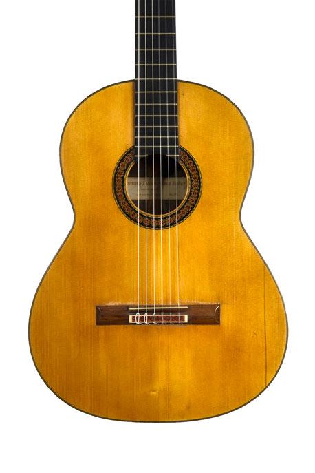 Manuel Rodriguez guitare classique