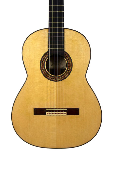 Guitare classique Leonard Plattner