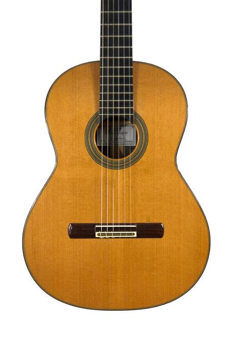Guitare classique Antoine Stephane Pappalardo, C1