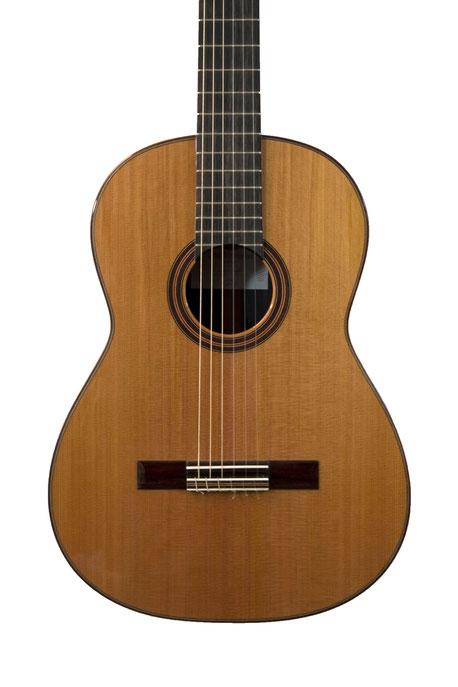 Guitare classique Otto Vowinkel, cèdre