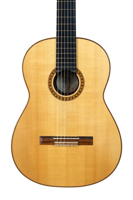 Hugo Cuvilliez guitare classique