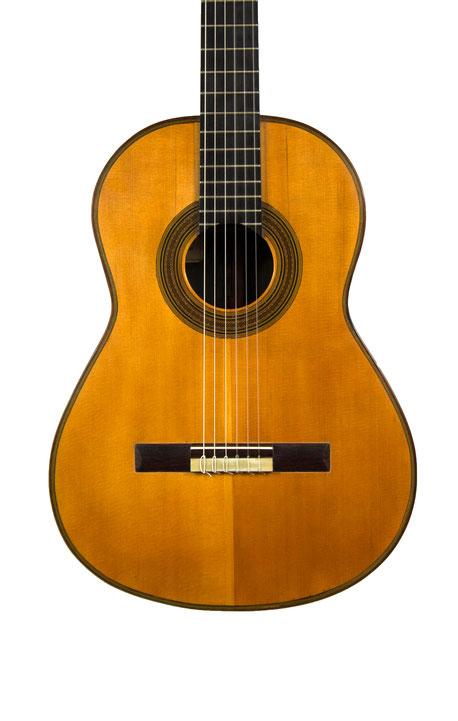 Guitare classique Christian Aubin