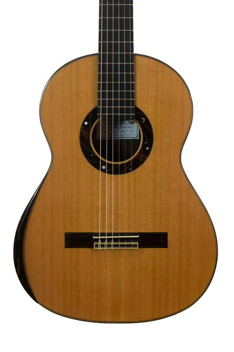 Guitare classique Olivier Pozzo
