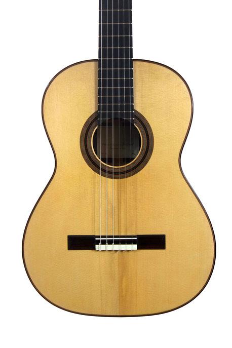 Guitare classique Pierre-Alexandre Bellest