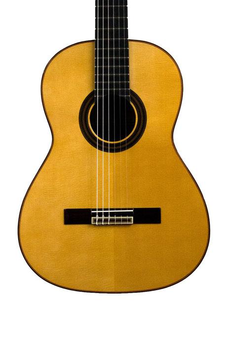 Guitare classique Teodoro Pérez, épicéa